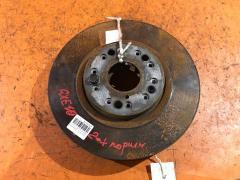 Тормозной диск на Toyota Altezza GXE10 1G-FE, Переднее расположение