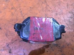 Тормозные колодки на Toyota Mark II GX110 1G-FE, Переднее расположение