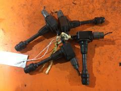 Катушка зажигания на Nissan March AK12 CR12DE 22448-AX001