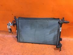 Радиатор ДВС на Volkswagen Golf V 1K CAX 1K0121251F  1K0820411AC