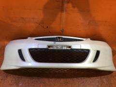 Бампер на Honda Fit GD1, Переднее расположение