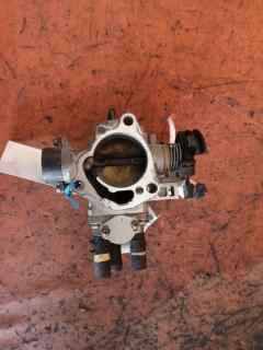 Дроссельная заслонка 37т.км на Toyota Ipsum SXM10G 3S-FE Фото 3