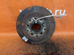 Тормозной диск на Toyota Aristo JZS160 2JZ-GE, Заднее расположение