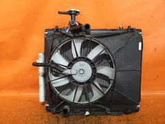 Радиатор ДВС на Suzuki Swift ZC72S K12B
