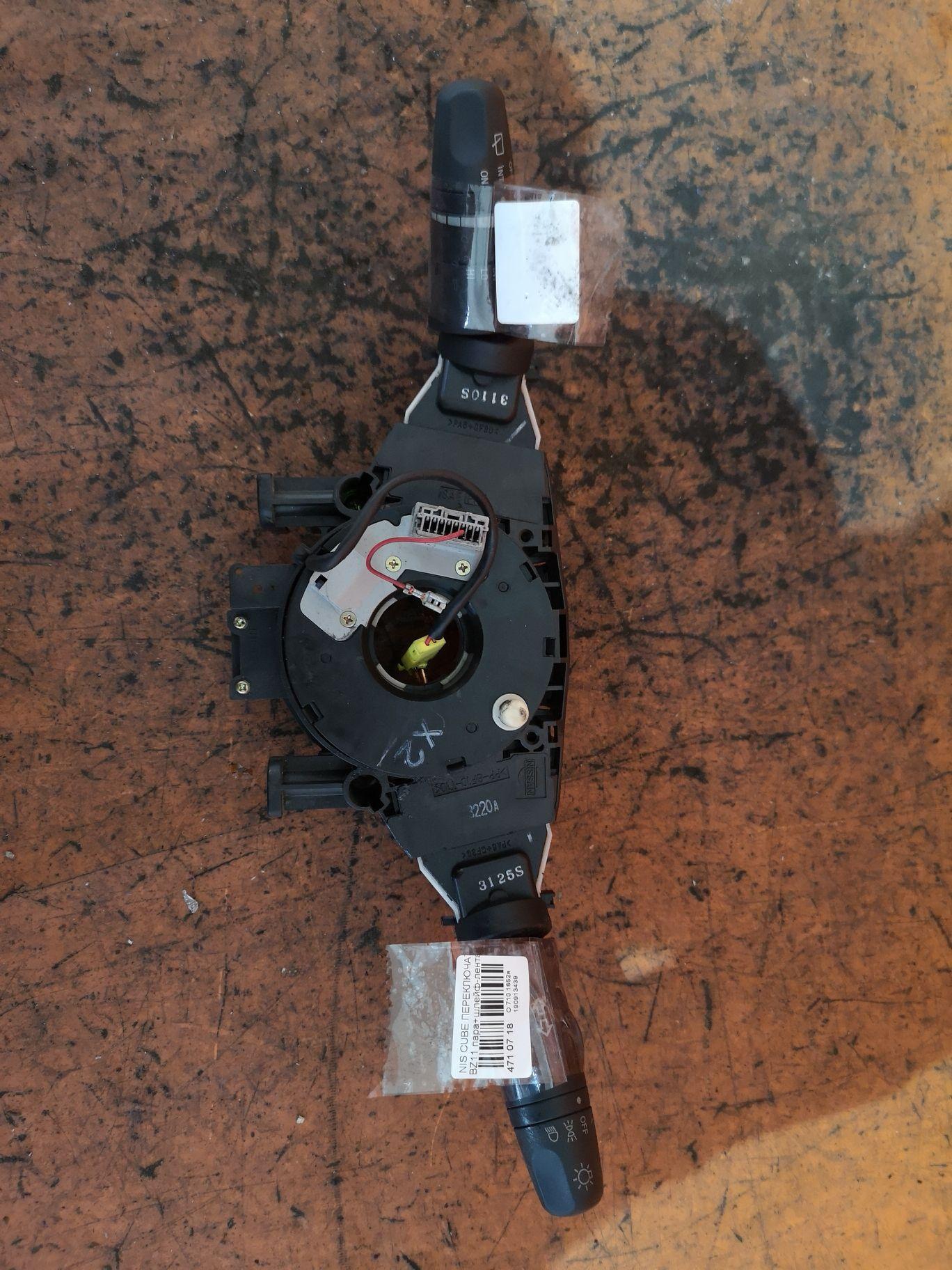 Шлейф-лента air bag на Nissan Cube BZ11 Фото 1