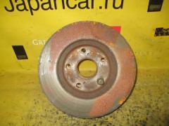 Тормозной диск на Toyota Cresta GX105 1G-FE, Переднее расположение