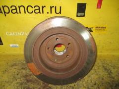 Тормозной диск на Subaru Legacy Wagon BP5 EJ20X Фото 1