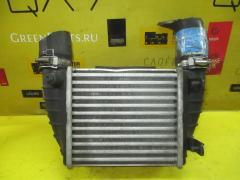 Радиатор интеркулера на Audi A4 8E BGB Фото 1