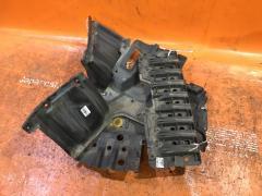 Защита двигателя на Toyota Voxy ZRR70W 3ZR-FAE, Переднее расположение