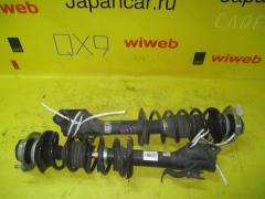 Стойка амортизатора на Daihatsu Mira L275S KFVE, Переднее расположение
