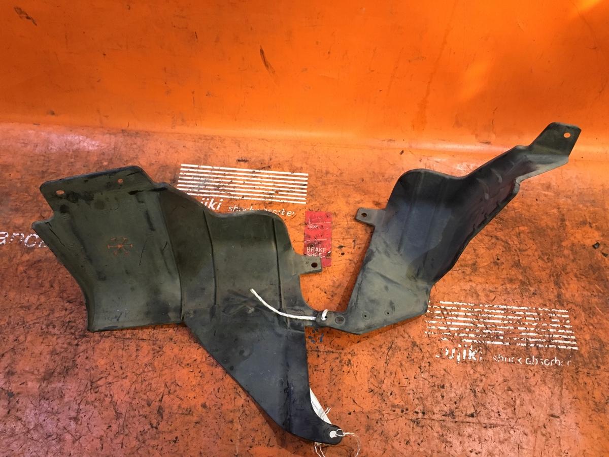 Защита двигателя на Honda Capa GA4 D15B Фото 1