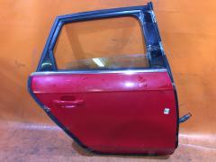 Дверь боковая на Audi A4 8K, Заднее Правое расположение
