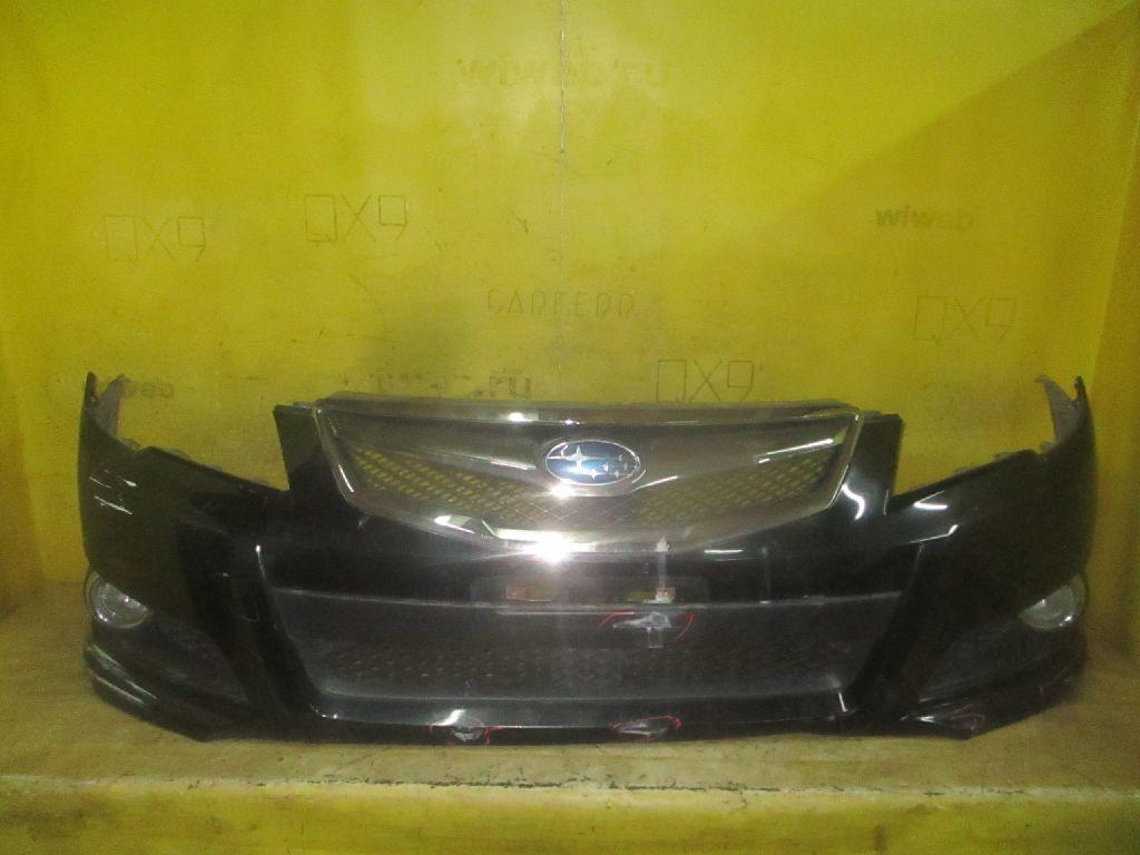 Бампер 114-77828 57704AJ040 на Subaru Legacy BM9 Фото 1