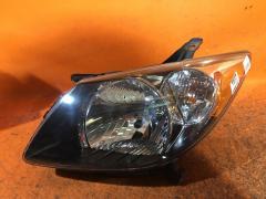 Фара на Toyota Voltz ZZE136 01-14, Левое расположение