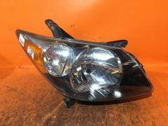 Фара на Toyota Voltz ZZE136 01-14, Правое расположение