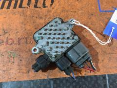 Блок управления вентилятором на Nissan Fuga Y50