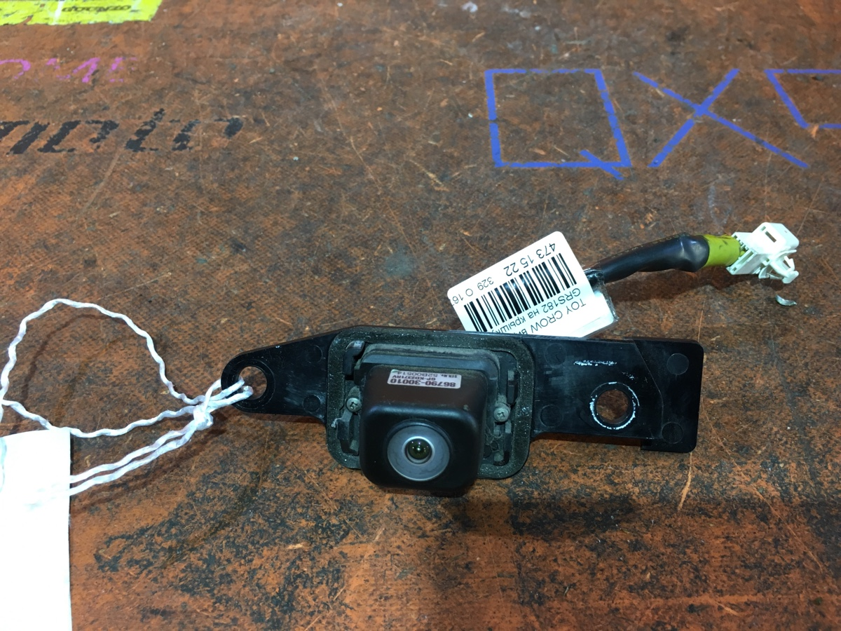 Видеокамера Toyota Crown GRS182 Фото 1