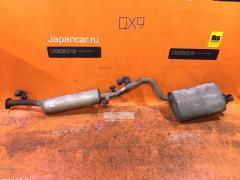 Глушитель на Toyota Mark II JZX110 1JZ-FSE