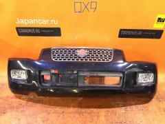 Бампер на Suzuki Wagon R Solio MA34S 114-32673, Переднее расположение