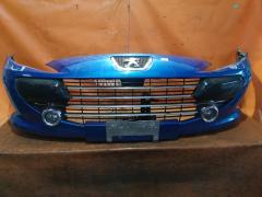 Бампер на Peugeot 307 021714, Переднее расположение