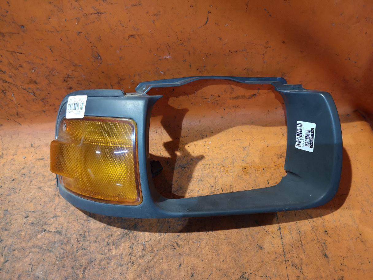 Очки под фару 210-24555 на Nissan Ad VFNY10 Фото 1