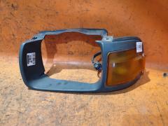 Очки под фару на Nissan Ad VFNY10 210-24555, Левое расположение