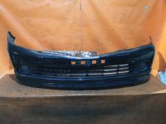 Бампер на Nissan Tiida C11 02B2704, Переднее расположение