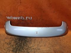 Спойлер на Nissan Wingroad WFY11