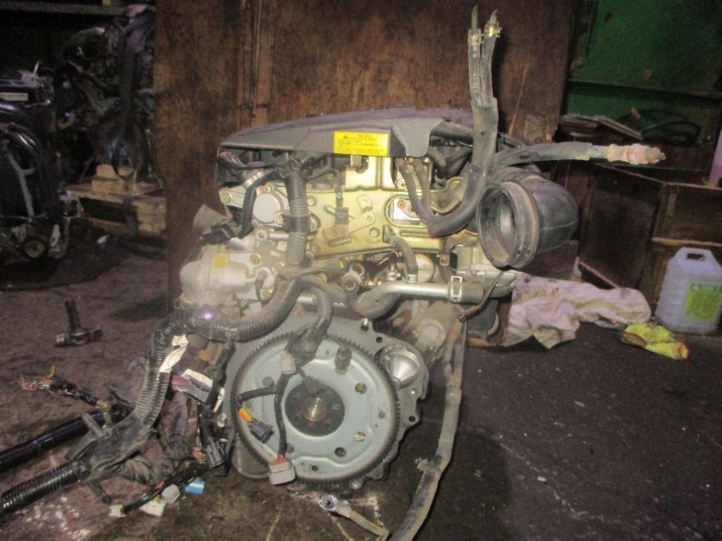 Двигатель на Mitsubishi Lancer Cedia Wagon CS5W 4G93 Фото 1