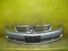 Бампер на Mitsubishi Lancer Cedia CS6A 6400A453-PR, Переднее расположение
