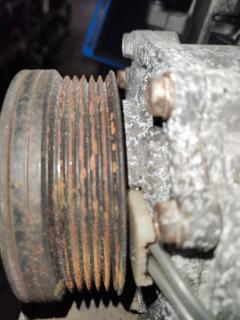 Компрессор кондиционера на Mitsubishi Grandis NA4W 4G69 Фото 3