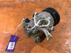 Компрессор кондиционера на Toyota Wish ZNE10G 1ZZ-FE Фото 2