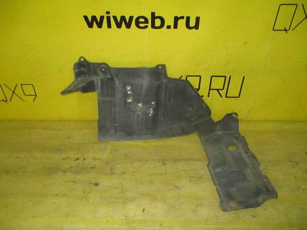 Защита двигателя на Nissan Sunny FB15 QG15DE Фото 1