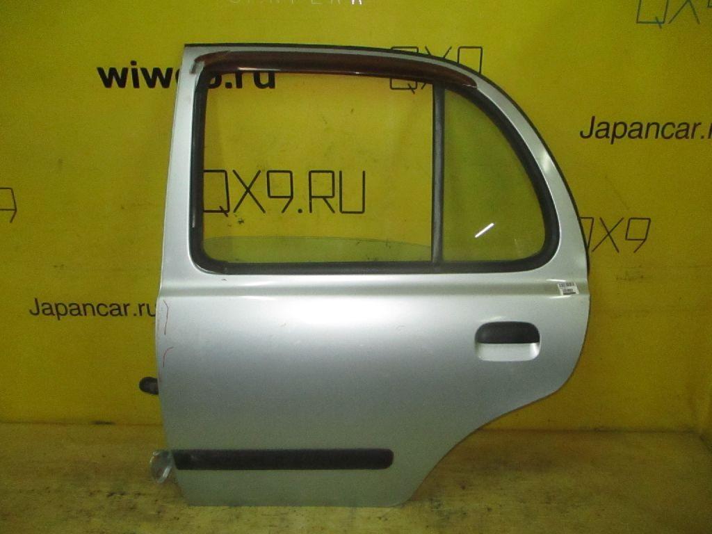 Дверь боковая на Nissan March K11 Фото 1