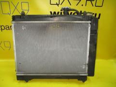 Радиатор ДВС TOYOTA RACTIS NSP122 1NR-FE