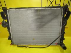 Радиатор ДВС на Mercedes-Benz S-Class W220.075 113 A2205000903