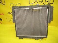 Радиатор ДВС на Toyota Toyoace TRY230 1TR-FE