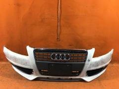 Бампер на Audi A4 8K 8K0807437D, Переднее расположение