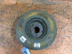 Тормозной диск на Subaru Legacy Wagon BP5 EJ20X, Переднее расположение