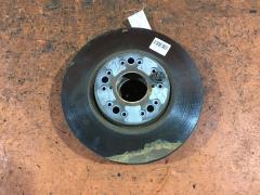 Тормозной диск на Toyota Verossa JZX110 1JZ-GTE, Переднее расположение