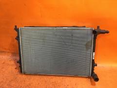 Радиатор ДВС на Volkswagen Passat 3C 5K0121253C
