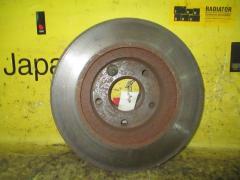 Тормозной диск на Nissan Primera TP12 QR20DE, Переднее расположение