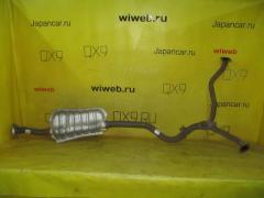 Глушитель на Subaru Outback BPE EZ30
