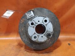 Тормозной диск на Toyota Sprinter AE110 5A-FE 27т.км 27т.км, Переднее расположение