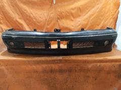 Бампер на Mitsubishi Diamante F15A 114-37665, Переднее расположение