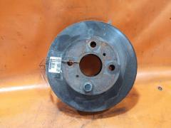 Тормозной диск на Toyota Sprinter AE110 5A-FE 62т.км 62т.км, Переднее расположение