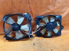 Вентилятор радиатора ДВС на Toyota Carina Ed ST202 3S-FE