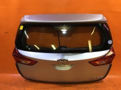Дверь задняя на Toyota Auris ZRE186H 12-588