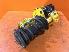 Стойка амортизатора на Toyota Auris ZRE186H 2ZR-FAE, Переднее расположение
