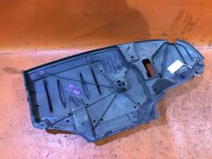 Защита антигравийная на Toyota Auris ZRE186H 2ZR-FAE, Заднее расположение